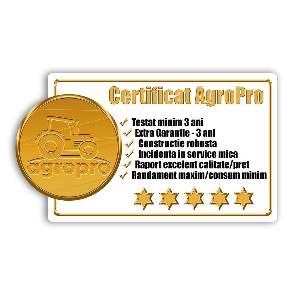 Utilaje gama AgroPro
