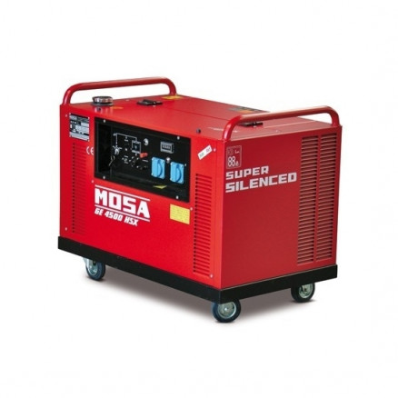 Generator curent MOSA GE 4500 HSX-EAS