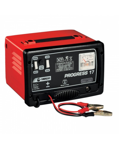 REDRESOR HELVI AUTO PROGRESS 17 300W 12-24V