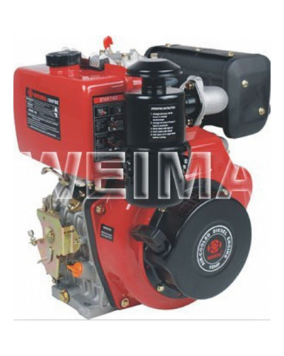 MOTOR WEIMA WM 186 F - DIESEL - MANUAL START 9CP 4.5L