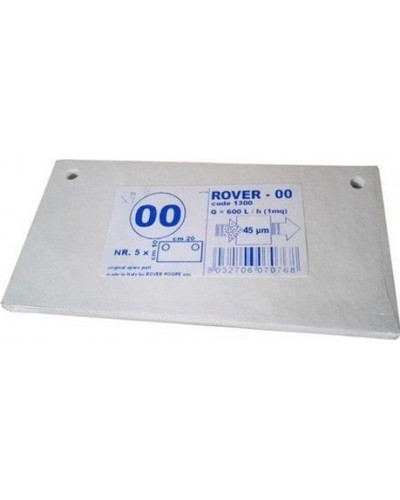 Placa filtranta 20x10 - ROVER 00 Oil set 5 buc