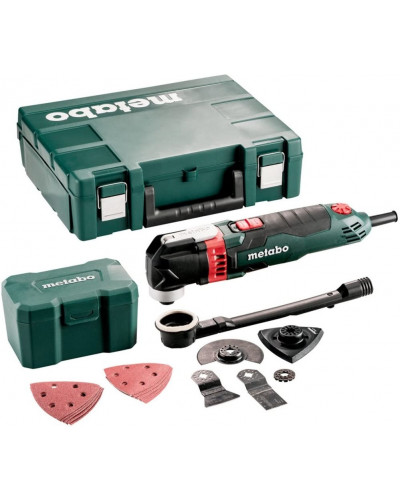 SET UNELTE RAPID METABO MT 400 QUICK SET