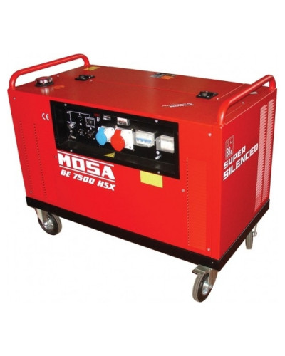 Generator curent MOSA GE 7500 HSX-EAS