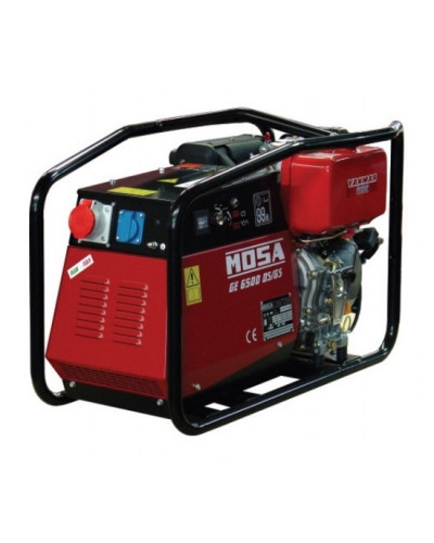 Generator curent MOSA GE 6500 DS/GS