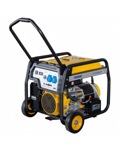 Generator open frame Stager FD 10000E 19CP