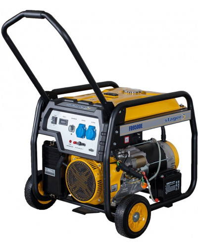 Generator open frame Stager FD 9500E 17.5CP
