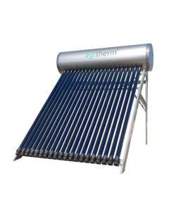 Sistem solar compact presurizat SPTV150 15 tuburi vitate heat pipe + boiler inox 150 L