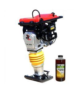 Mai compactor Media Line ML-M80 motor 4 CP 1l ulei AgroPro