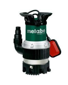 Pompa submersibila apa curata Metabo TPS 16000 S COMBI putere 970 W debit maxim 16000 l/h inaltime maxima refulare 9.5 m