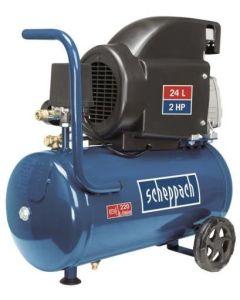 Compresor HC 26 8 bar 220l/min 24l 21kg