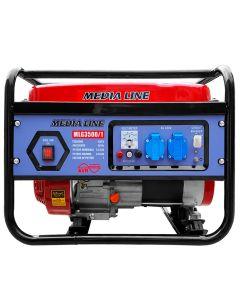 Generator curent MEDIA LINE MLG 3500/1 3kW monofazat 7CP - Resigilat