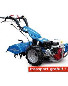 Motocultor BCS 615 SL MAX HONDA GX270 9CP cu freza de 66 cm