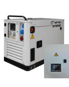 GENERATOR DIESEL TRIFAZAT AGT 12003 DSEA + Automatizare ATS 22S