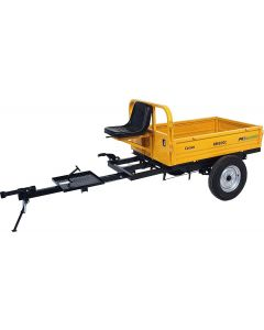 Remorca ProGarden Campo RM500C 500 kg 1 osie prindere bolt