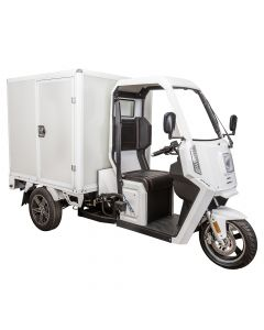 Vehicul urban transport marfa electric ZT-94 EEC CARRIER 2.0