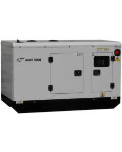 Generator curent trifazat AGT 130 DSEA ATS164 160 CP 127 kVA 200 L 1620 Kg Diesel