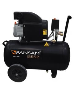 Compresor Dedra A077030 actionare directa presiune 8 bar putere 1500 W