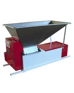 Zdrobitor desciorchinator electric ENO 3/M Semi-Inox putere 750 W productivitate 1000-1200 kg/h