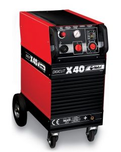 Aparat de taiere cu plasma HELVI DIGICUT X 40 trifazat 150A
