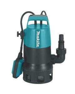 Pompa submersibila apa murdara Makita PF0410 putere 400W debit 8400 l/h