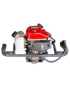 Motoburghiu EFCO TR 1551 putere 2.1CP greutate 9.1 kg FARA BURGHIU
