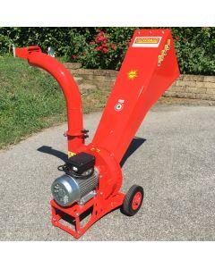 Tocator de crengi si resturi vegetale Caravaggi TRX 50 motor electric 2,2kW