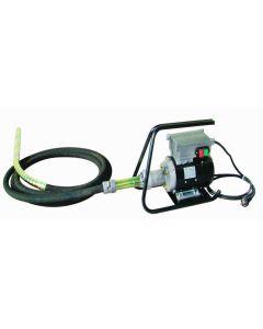 Vibrator pentru beton EV2000 + lance vibranta 50mm/6m 1.5kW