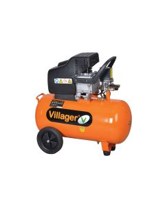 Compresor Villager VAT 50 L putere 1.5 kW presiune 8 bar capacitate 50 L