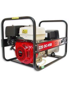 Generator de sudura WAGT 220 HSB DC EURODINAMIC