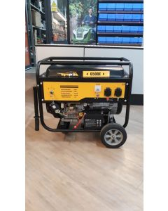 Generator profesional AgroPro 6500E 5.5kWA Pornire din telecomanda + 2l ulei motor AgroPro - Resigilat